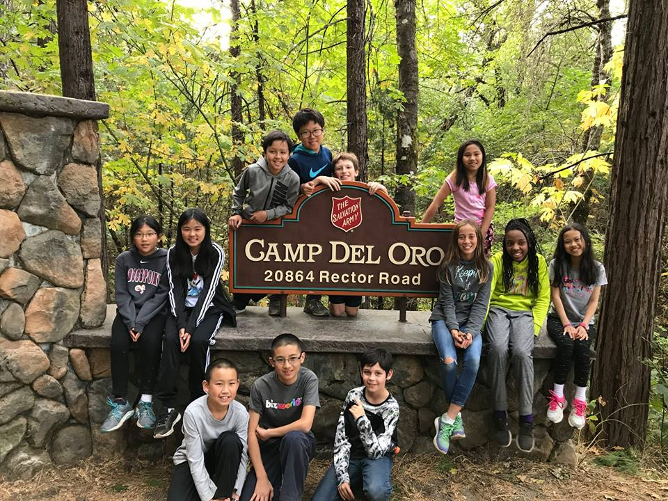 Middle School Science Camp 4/30 – 5/3